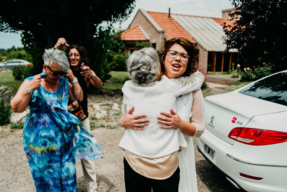 casamiento trelew marcos hughes